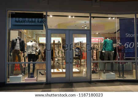 2abcd7d1b666 GENTING HIGHLANDS MALAYSIA SEPTEMBER 2018 Ted Stock Photo (Edit Now ...