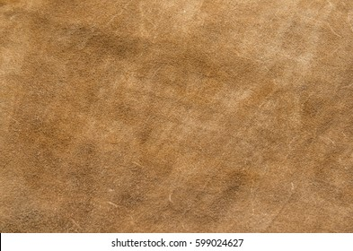genuine leather beige brown with fading