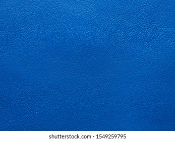 Genuine light blue cow skin leather luxury texture cowhide background
