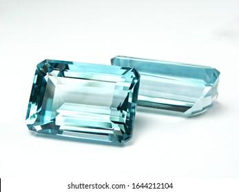 genuine mined natural green sapphire emerald cut shape precious gemstones for design gems jewellery