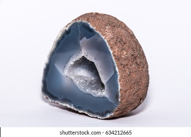 Geode blue colorful color gemstone gem jewel mineral precious 2