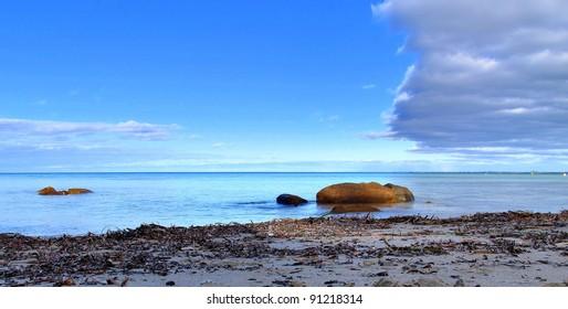 Geograph Bay Western Australia Coast
