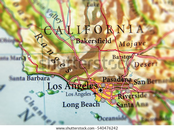 Geographic Map Us State California Important Stock Photo ... on koppen climate map california, entertainment map of california, show map of california, travel map of california, demographic map of california, gis map of california, transportation map of california, education map of california, large map of california, whole map of california, geopolitical map of california, draw a map of california, physical characteristics of california, the map of california, topographic map of california, artistic map of california, military map of california, counties of california, geologic map of california, racial map of california,