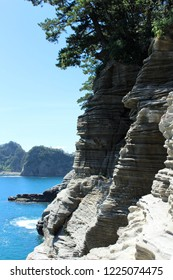 a geologic stratum in Izu