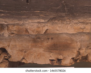 In geology and related fields, a stratum (plural: strata) is a layer of sedimentary rock or soil, or igneous rock that were formed at the Earth's surface