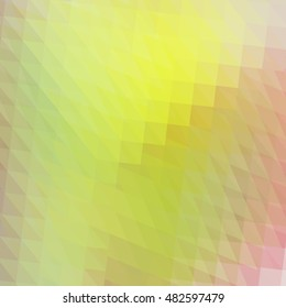 Geometric abstract background for graphic design or the wallpaper for your operating system