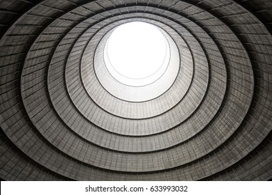 Geometric architecture with concentric circles