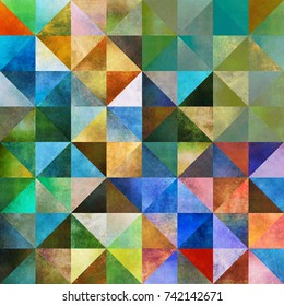 Geometric background image and useful design element