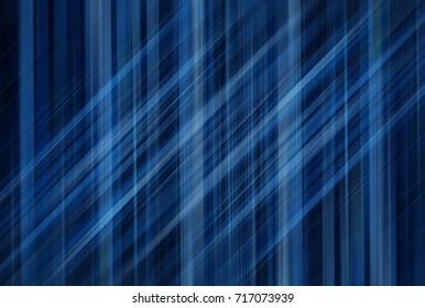 Geometric blue intersecting lines. Illustration technology.