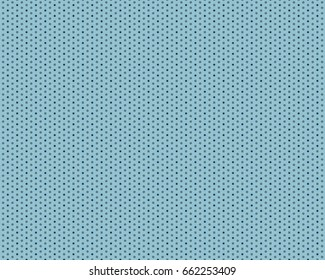 A geometric, soft blue repeating pattern of tiny shares, and star shapes.