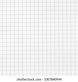 geometry or maths notebook checkered paper useful as a background
