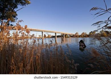 George Chaffey Bridge Mildura Murray River