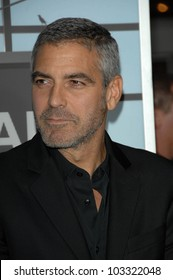 """George Clooney at the  """"Up In The Air"""" Los Angeles Premiere, Mann Village Theatre, Westwood, CA. 11-30-09"""