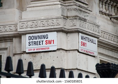 George Downing gave his name to the most famous street in the world Downing Street in the city of Westminister and every British prime minister has called Downing Street home shot taken august 15 2019