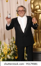 George Miller at the 79th Annual Academy Awards at the Kodak Theatre, Hollywood. February 26, 2007  Los Angeles, CA Picture: Paul Smith / Featureflash