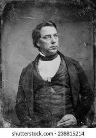 George Perkins Marsh, United States minister resident in the Ottoman Empire. ca. 1850