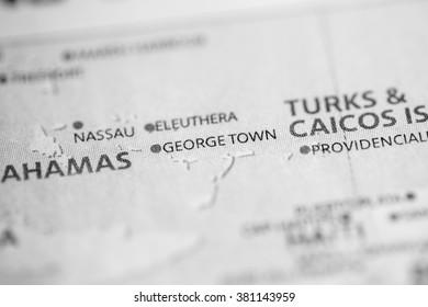 George Town. Bahamas