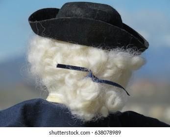 George Washington Doll
