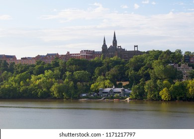 Georgetown with River
