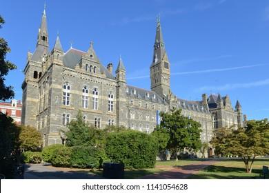 Georgetown University - Washington D.C. United States of America