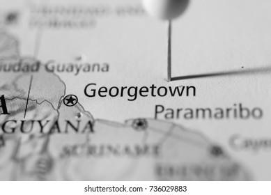 Georgetown, Venezuela.