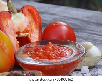 Georgia hot seasoning - ajika