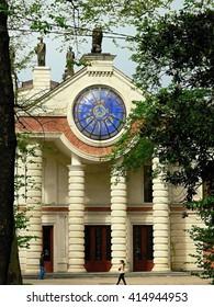 Georgia. Kutaisi City. Centre.