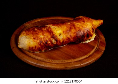 Georgian cuisine - Grilled cheese Suluguni