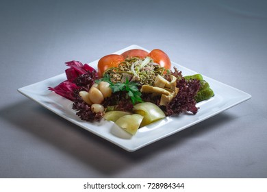 Georgian cuisine, salad