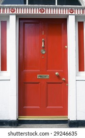 Georgian Door, Dublin Ireland