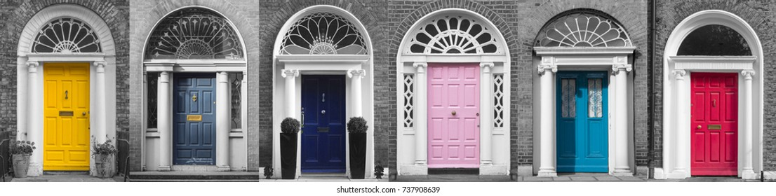 GEORGIAN DOORS - DUBLIN IRELAND & Doors Of Dublin Images Stock Photos \u0026 Vectors | Shutterstock