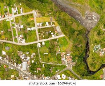 geospatial gis map georeferencing site development technology engineering geodesy san martin canyon banos de agua santa orthorectified uav aerial view map old for photogrammetry geospatial gis map geo