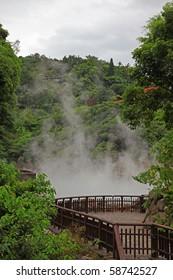 Geothermal Valley, Taipei, Taiwan