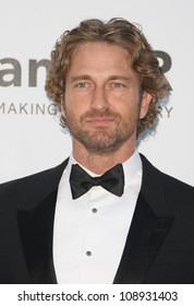 Gerard Butler arriving for AmfAR's Cinema Against Aids gala 2012 during the 65th annual Cannes Film Festival Cannes, France. 24/05/2012 Picture by: Henry Harris / Featureflash