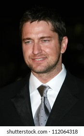 "Gerard Butler at the Los Angeles premiere of ""300"". Grauman's Chinese Theatre, Hollywood, CA. 03-05-07"