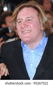 "Gerard Depardieu at screening for ""A Mighty Heart"" at the 60th Annual International Film Festival de Cannes. May 21, 2007  Cannes, France.  2007 Paul Smith / Featureflash"