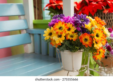 gerbera flower,colorful decoration flower