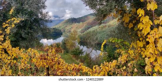 Gerez beautiful landscape, Portugal.