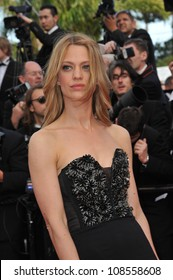 German actress Heike Makatsch at the gala screening of Lawless, in competition at the 65th Festival de Cannes. May 19, 2012  Cannes, France Picture: Paul Smith / Featureflash