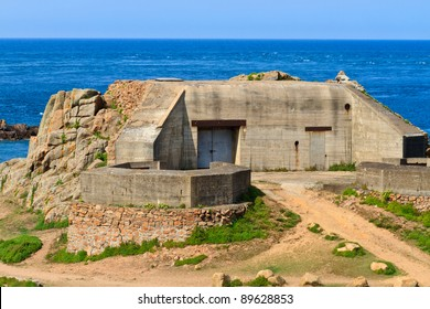 German Atlantic Wall Bunker (Second World War), Jersey, Channel Islands