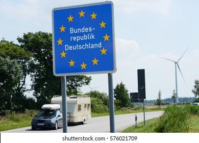 German Border