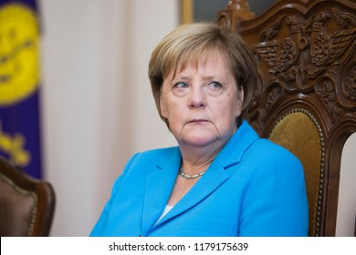 Young Angela Merkel Hd Stock Images Shutterstock