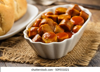 Currywurst Images, Stock Photos & Vectors | Shutterstock