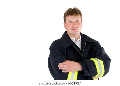 german firefighter