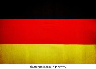 German Flag Abstract Grunge Background Patriotic Wallpaper