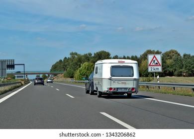 A German Highway, Germany, 20.02.2019