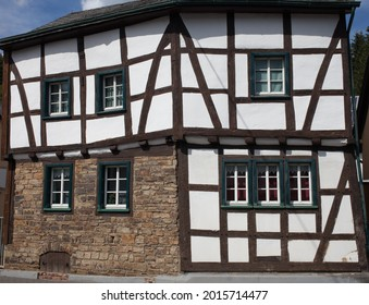 German House, Haus, Timbered building - Shutterstock ID 2015714477