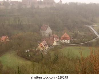 German Midevil Countryside