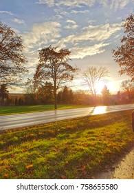 german nature seasons