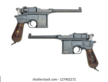 german pistol model 1896/1912 (Mauser)